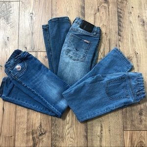 Girls jean bundle- lot of skinny jeans, jeggings